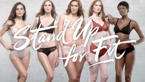Triumph: Stand Up For Fit