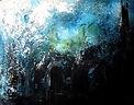 Mine 2014 .Acrylic on canvas