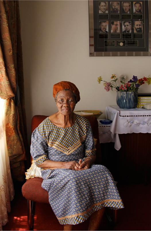 Caroline Motsoaledi, 2012