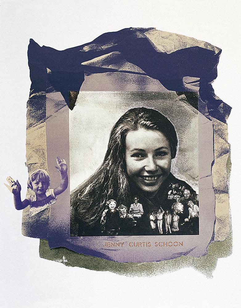 Jenny Curtis Schoon, 1985