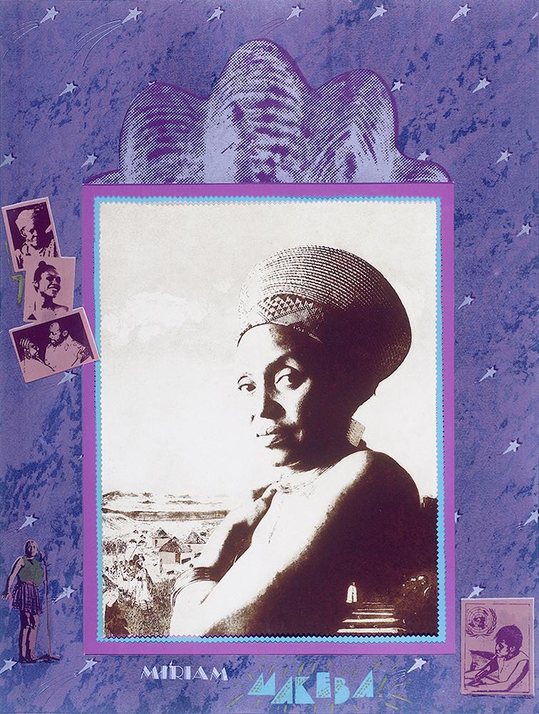 Miriam Makeba, 1987