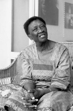 Ellen Kuzwayo, 1983