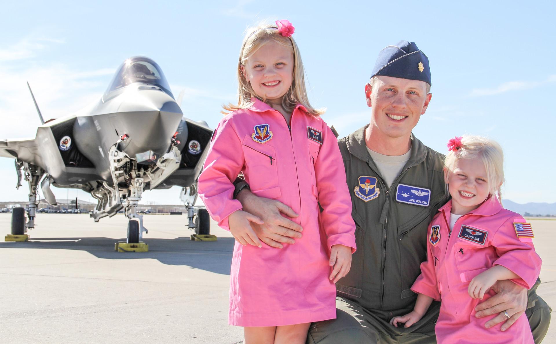 Family Military Photography Arizona