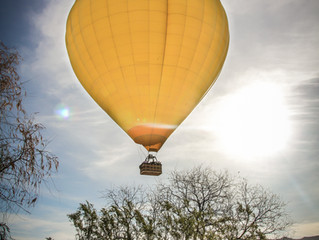 Easter Hot Air Balloon Rides