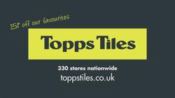 Topps Tiles 2014