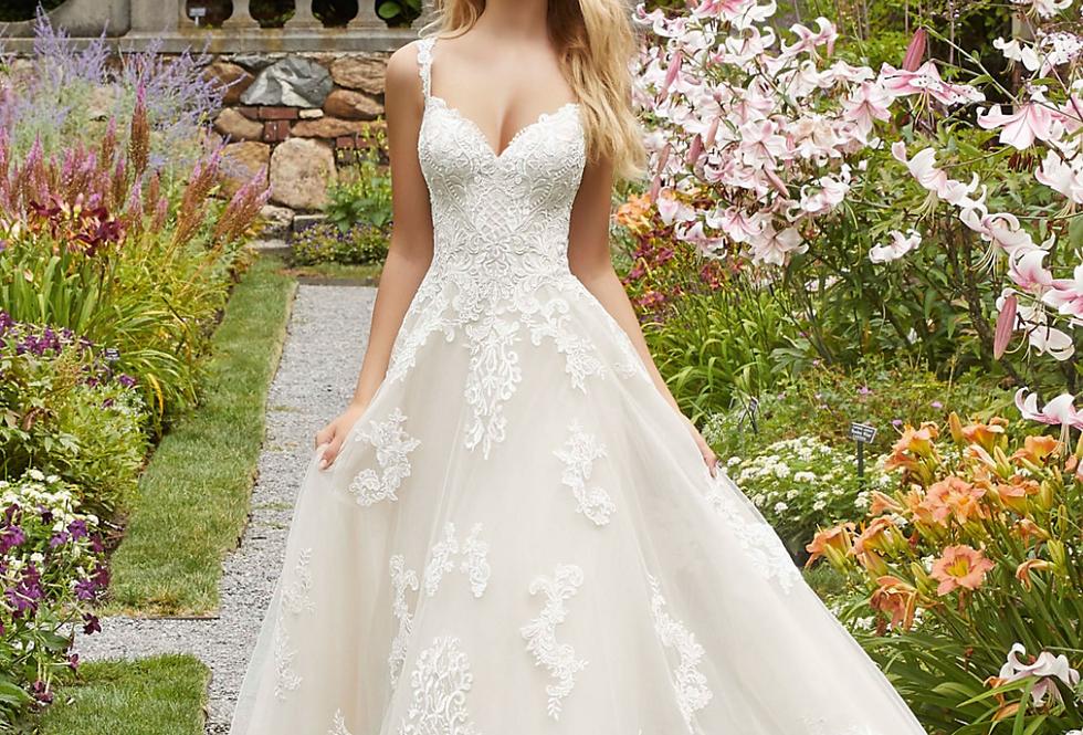 Paoletta Wedding Dress