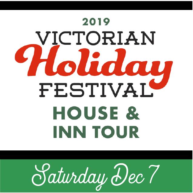 Victorian Holiday House & Inn Tour