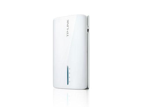 Router inalámbrico N portátil 3G / 4G alimentado por baterías