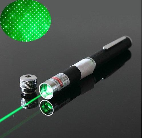Green Laser Beam puntero láser