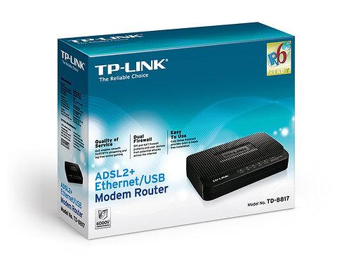 Modem Router ADSL2+ Ethernet/USB