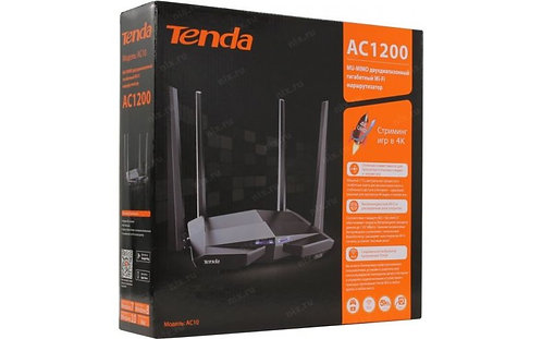 Router TENDA AC1200 AC10U