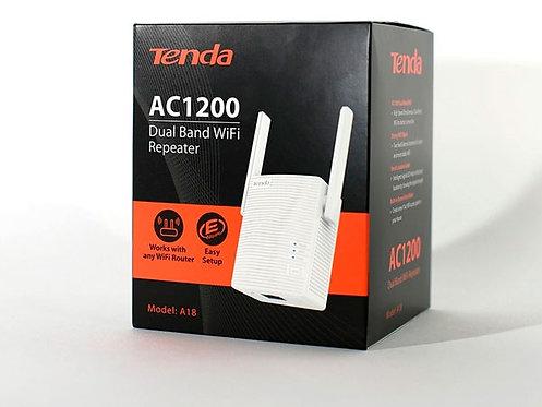 A18  Repetidor WiFi de Doble Banda AC1200