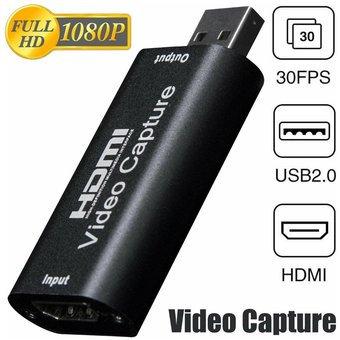 Capturadora De Video hdmi a Usb 2.0 hdmi capture 1080p