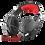 Thumbnail: Auriculares para juegos GXT 322 Carus - negro