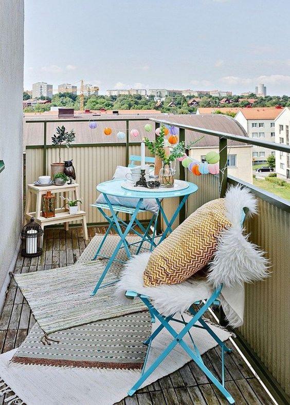 #Décoration : mission terrasse
