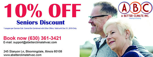 4th of July Coupon - Seniors Discount 2.