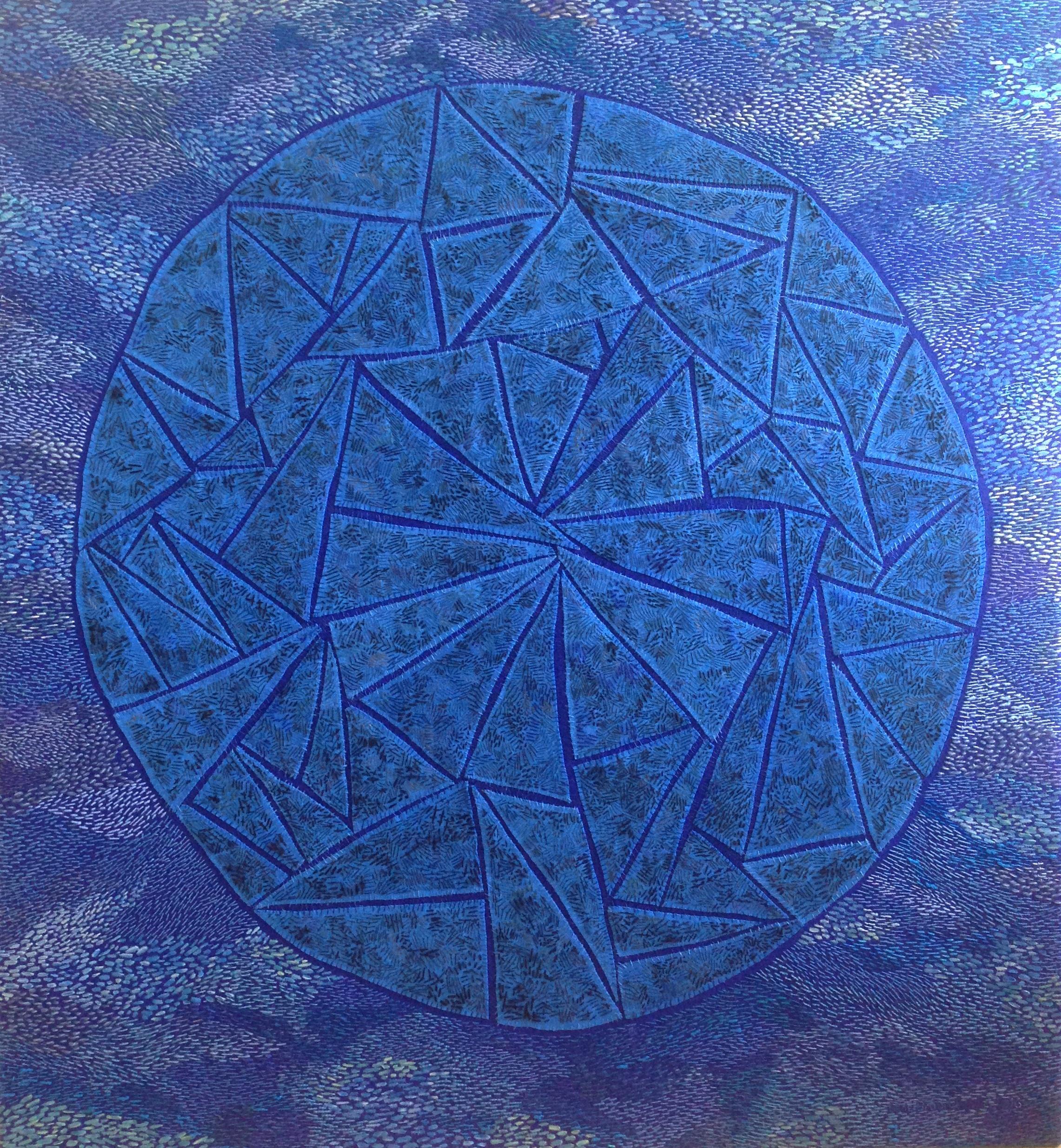 Sort Sol (Black Sun) Blue Moon