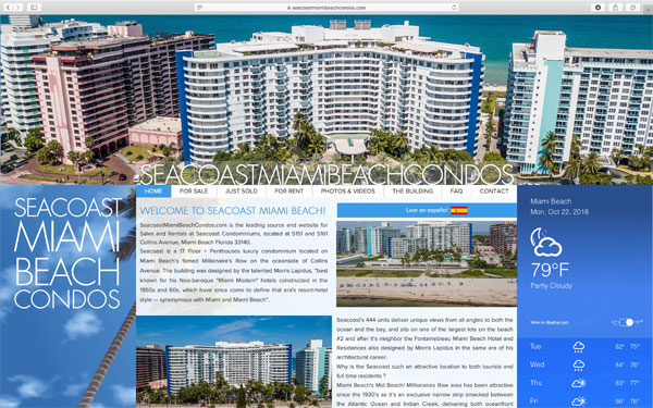 Seacoast Miami Beach