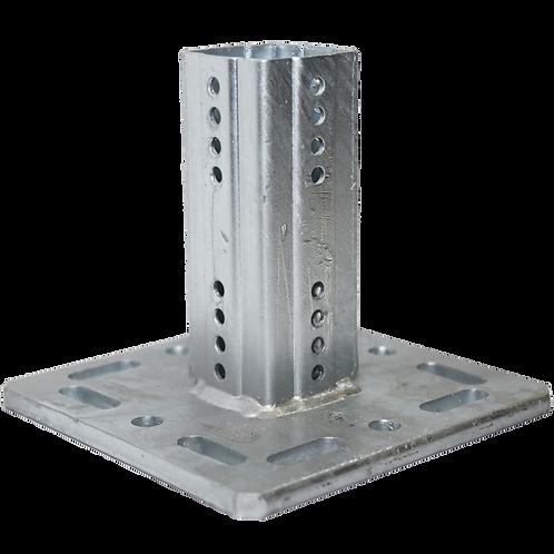WBDF 80-80/120 Base Plate