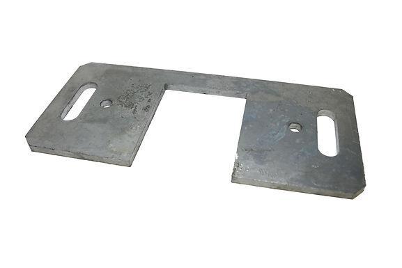 U-Bolt Adapter Plate
