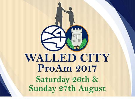 2017 WALLED CITY PRO AM DRAW