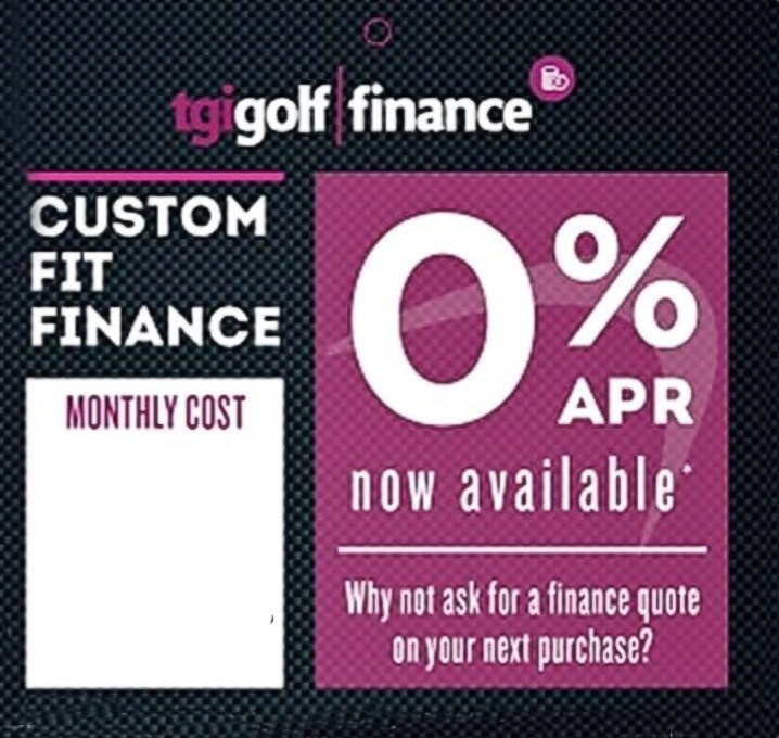 TGI FINANCE 0% sam Smallwoods golf city of derry