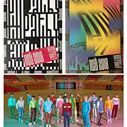 NCT 2018 'EMPATHY' Album (Dream Version)
