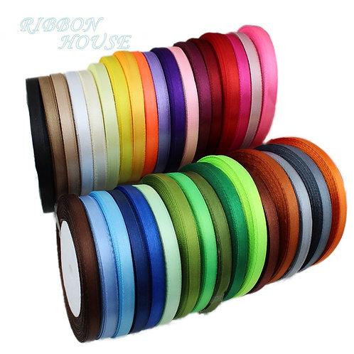 (25 Yards/Roll) Satin Ribbon Gift Packing Decoration