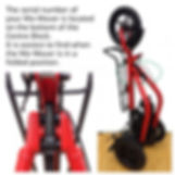Me-Mover Australia. Stepper Bike on wheels. Outdoor Elliptical Trainer. Location or serial number for warranty.