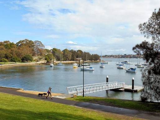Where to ride your Me-Mover in... Sydney!