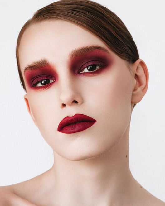 Publushed in Surreal Beauty Mag