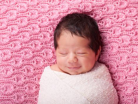 כשניובורנית מתוקה נולדת למשפחה מתוקה!