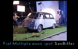 Multipla spot Sanbitter