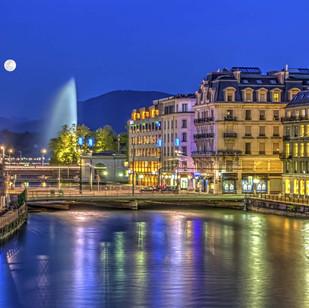 (Vídeo) Genebra... uma cidade simplesmente irresistível! Conhece?