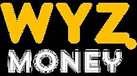 WYZ Money Logo - White Transparent v4.pn