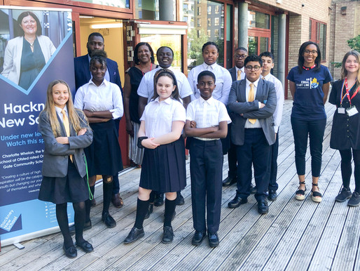 Open Palm teams up with Monzo for tech donation to local schools