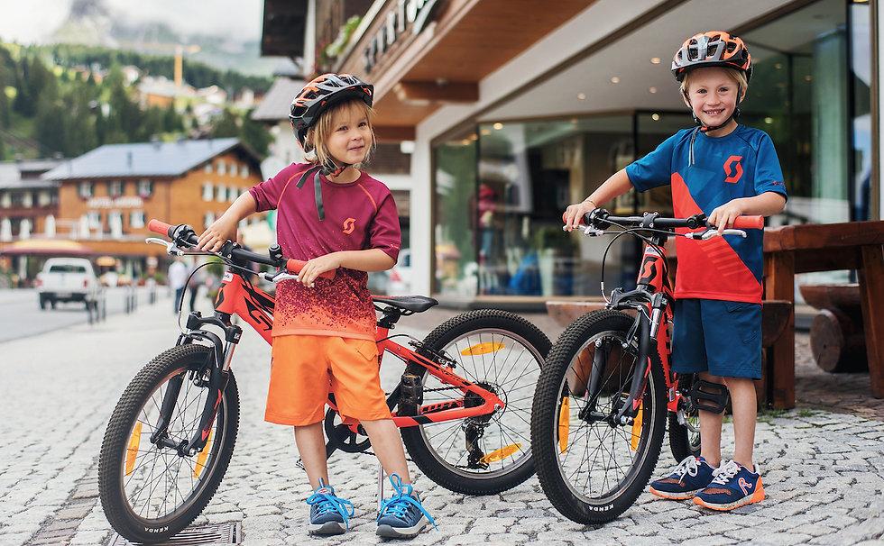 Strolz Bikes für Kinder