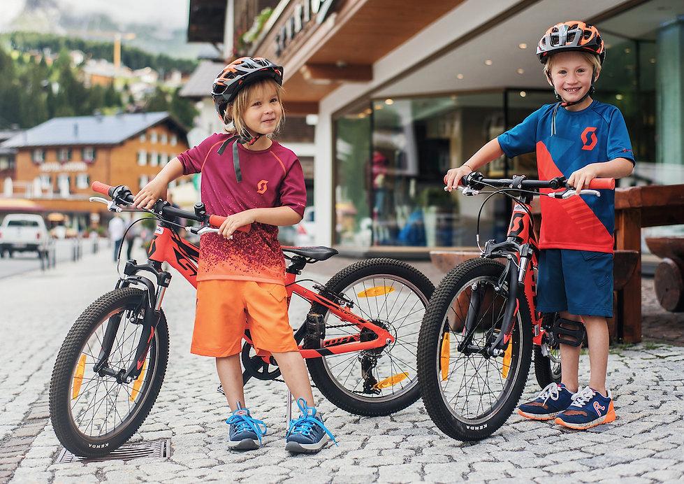 Strolz bikes for children