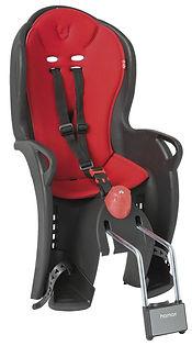 Strolz Rent-a-bike Hamax bike child seat