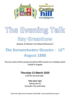 Ray Greenhough - Derwentwater Disaster-p