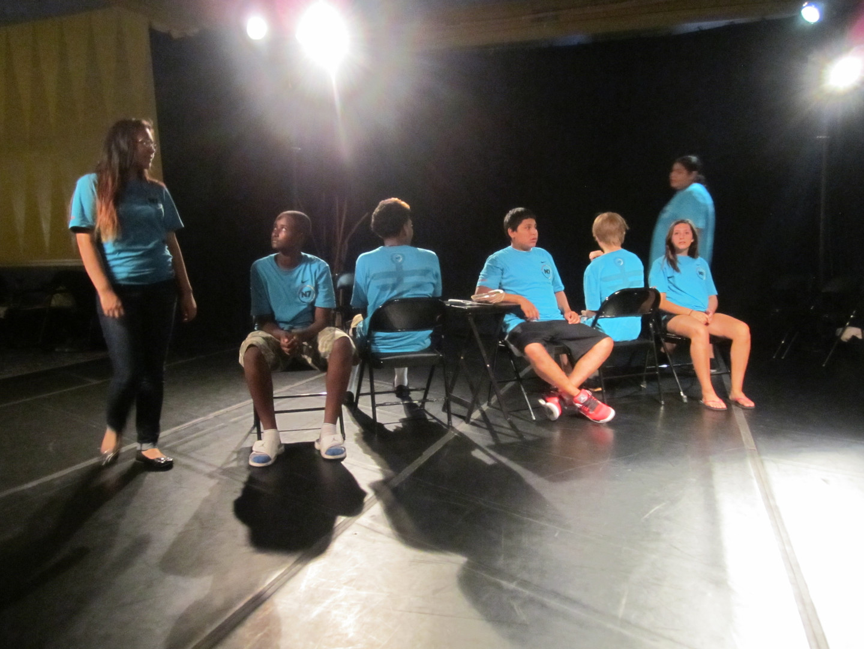Native Youth Programs, 2012