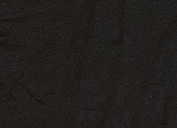 Uni - noir viscose