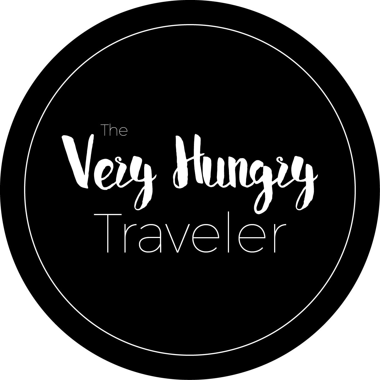 LOGO the very hungry traveler
