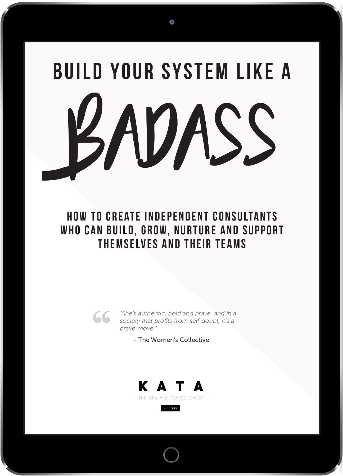Build Your System Like A Badass