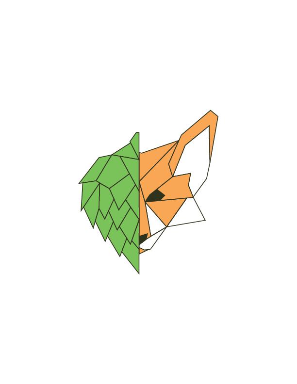 HopFox Logo