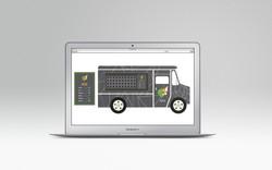 HopFox Truck Inside