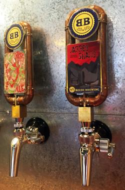 Boise Brewing Tap Handles