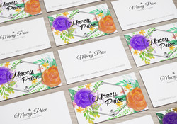 Macey Business Cards