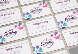 Ashlynn Business Cards