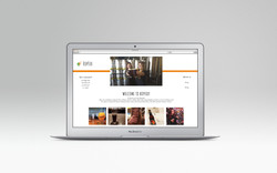 HopFox Blog Splash Page